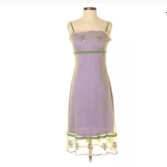 Betsey Johnson Dresses & Skirts - 90s Betsey Johnson New York dress vintage